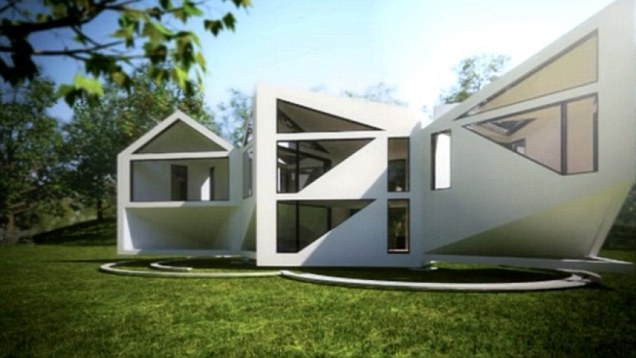 Ekohusbloggen villa solslottet - Shape shifting house ...